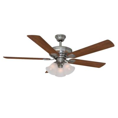 hampton bay remote ceiling fan photo - 10