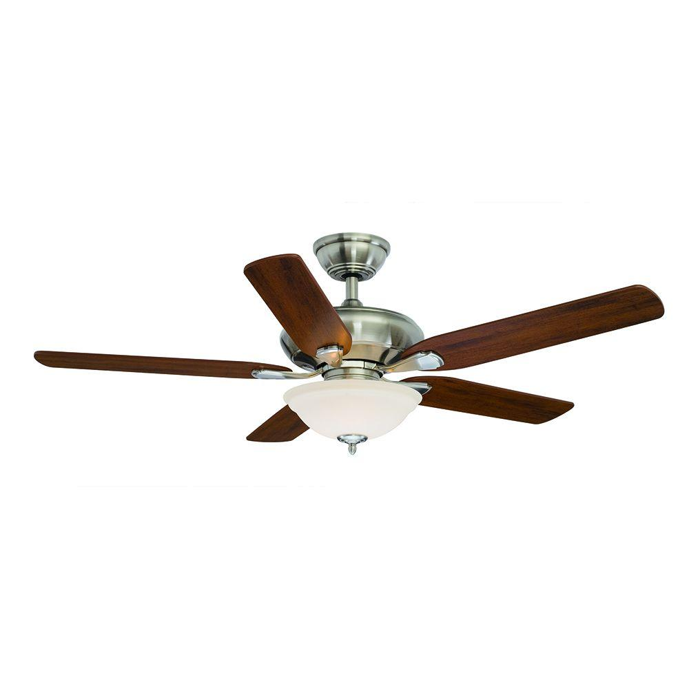 hampton bay remote ceiling fan photo - 2