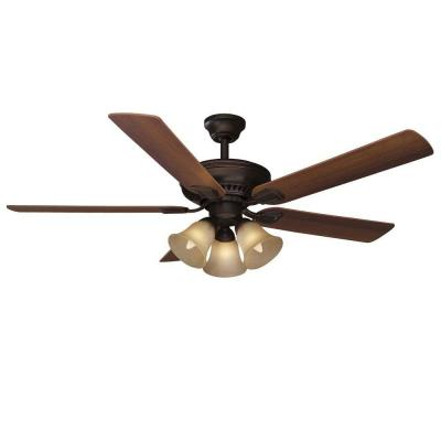 hampton bay remote ceiling fan photo - 8