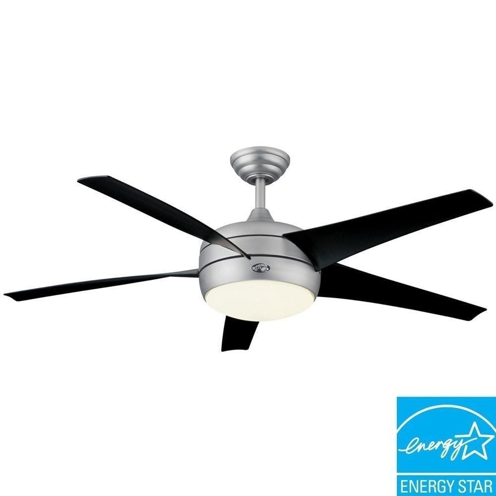 hampton bay remote ceiling fan photo - 9
