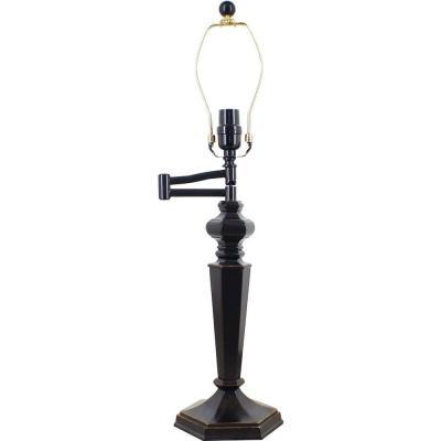 hampton bay table lamp photo - 5