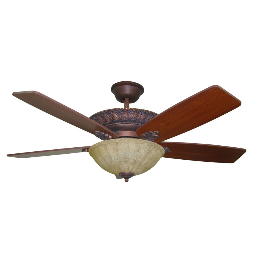 harbor breeze bronze ceiling fan photo - 1