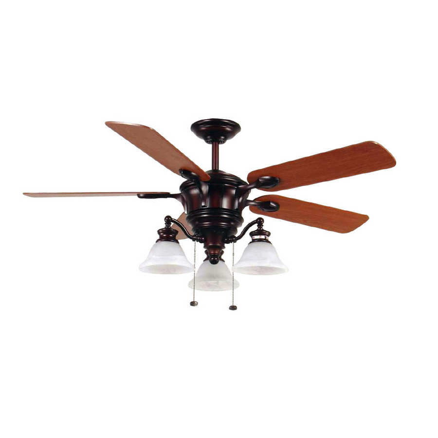 harbor breeze bronze ceiling fan photo - 4