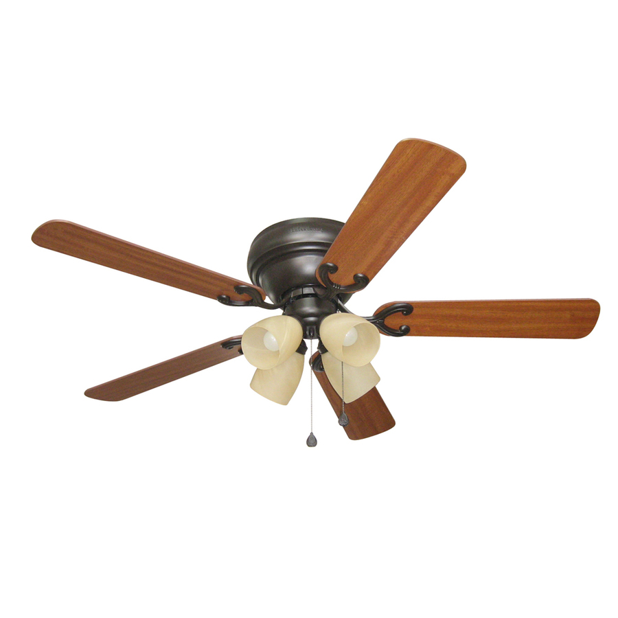 harbor breeze bronze ceiling fan photo - 5