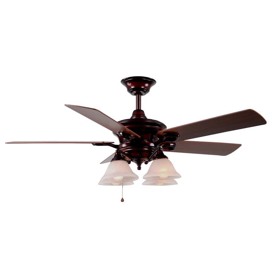 harbor breeze bronze ceiling fan photo - 7