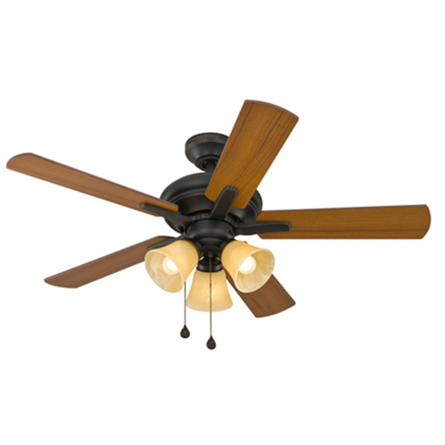 harbor breeze bronze ceiling fan photo - 8
