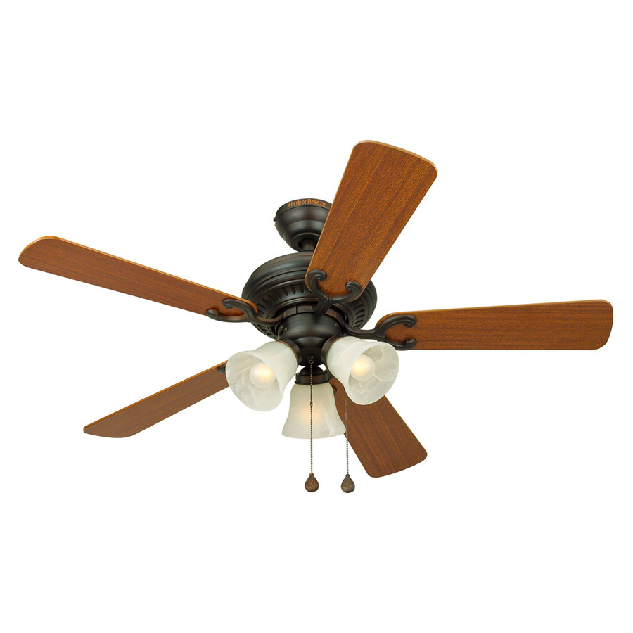 harbor breeze ceiling fan photo - 9