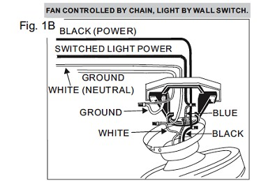 Harbor Breeze Ceiling Fan Wire Diagram - Wiring Diagram All on