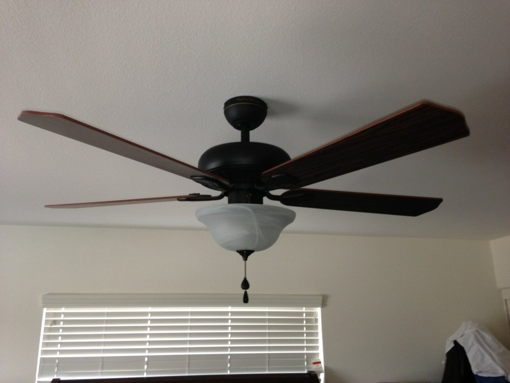 harbor breeze crosswinds ceiling fan photo - 5