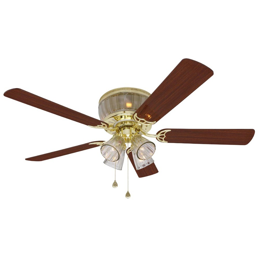 harbor breeze moonglow ceiling fan photo - 3