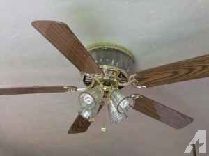 harbor breeze moonglow ceiling fan photo - 4