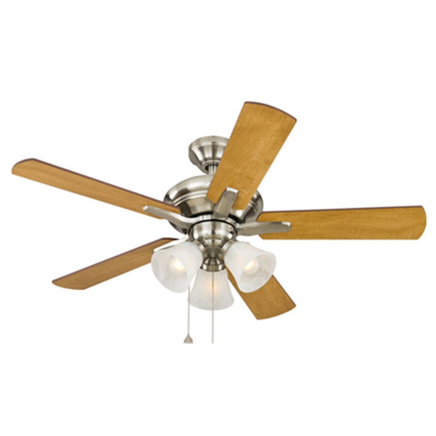 harbor breeze moonglow ceiling fan photo - 7