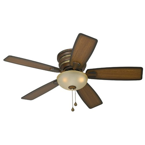 harbor breeze moonglow ceiling fan photo - 8
