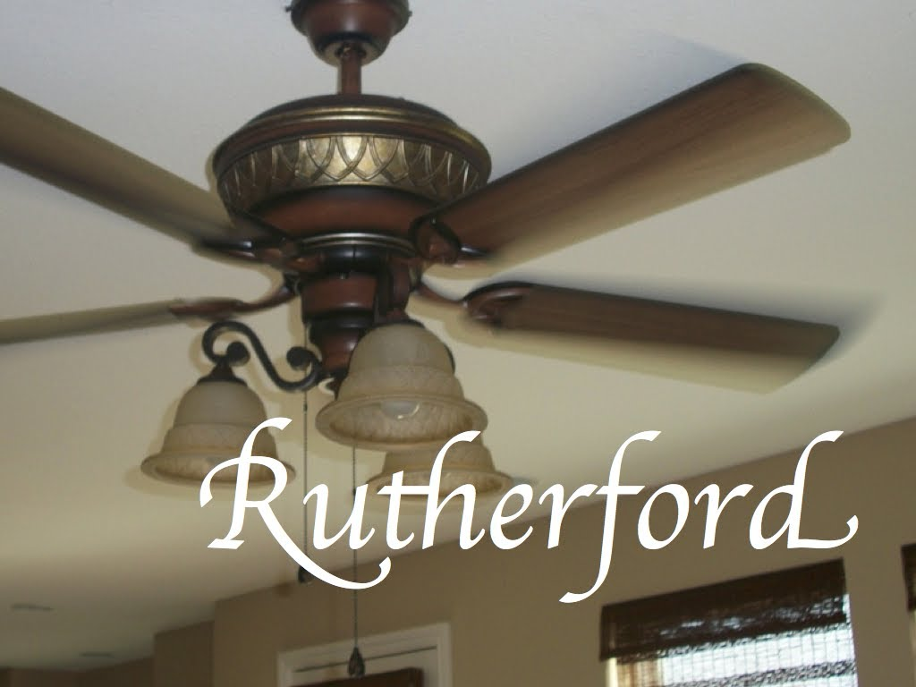 harbor breeze rutherford ceiling fan photo - 3