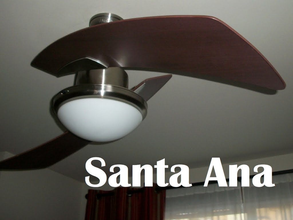 harbor breeze santa ana ceiling fan photo - 8