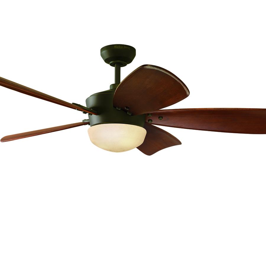 harbor breeze saratoga ceiling fan photo - 2