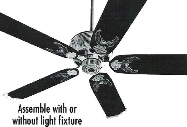 harley ceiling fan photo - 2