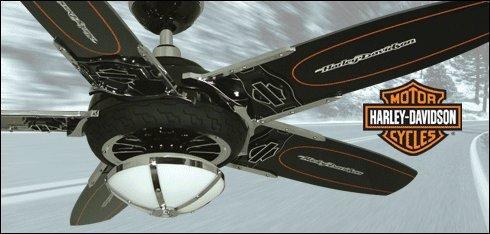harley ceiling fan photo - 6