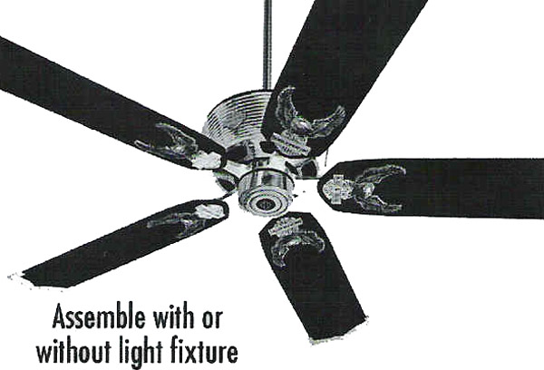 harley davidson ceiling fans photo - 2