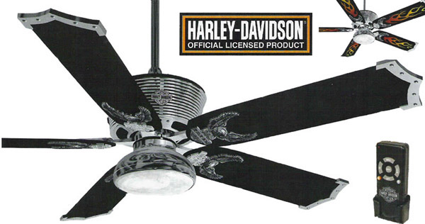 harley davidson ceiling fans photo - 3