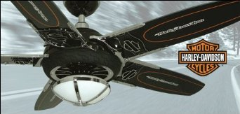 harley davidson ceiling fans photo - 6