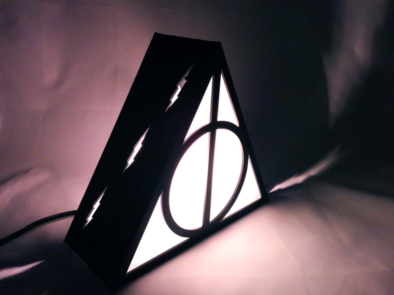 harry potter lamps photo - 1