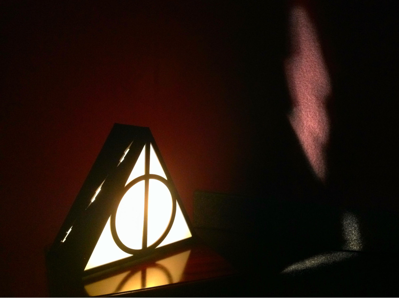 harry potter lamps photo - 3
