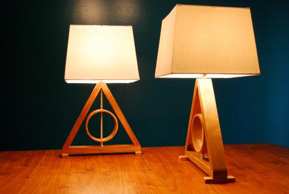 harry potter lamps photo - 7