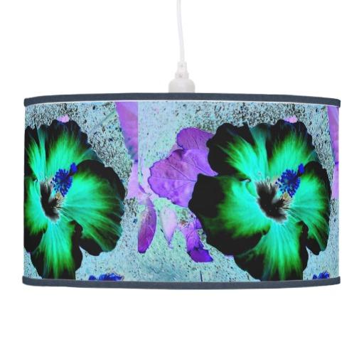 hawaiian lamps photo - 3
