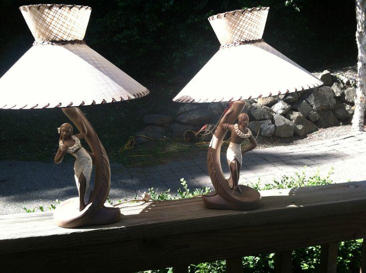 hawaiian lamps photo - 8