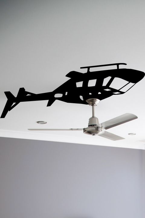helicopter ceiling fans photo - 2