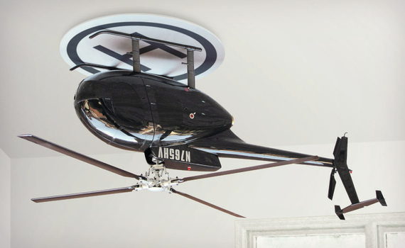 helicopter ceiling fans photo - 6