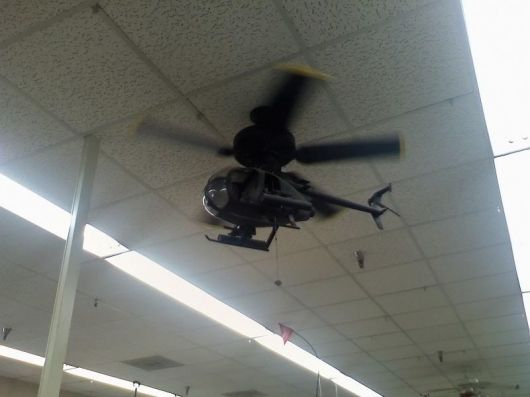 helicopter ceiling fans photo - 7