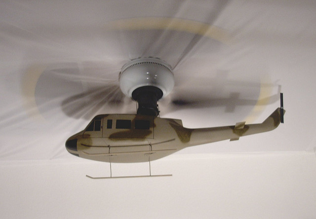 helicopter ceiling fans photo - 9