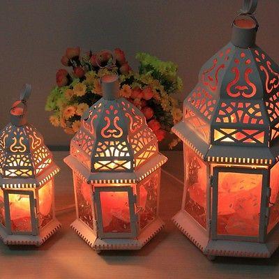 himalayan salt rock lamps photo - 9
