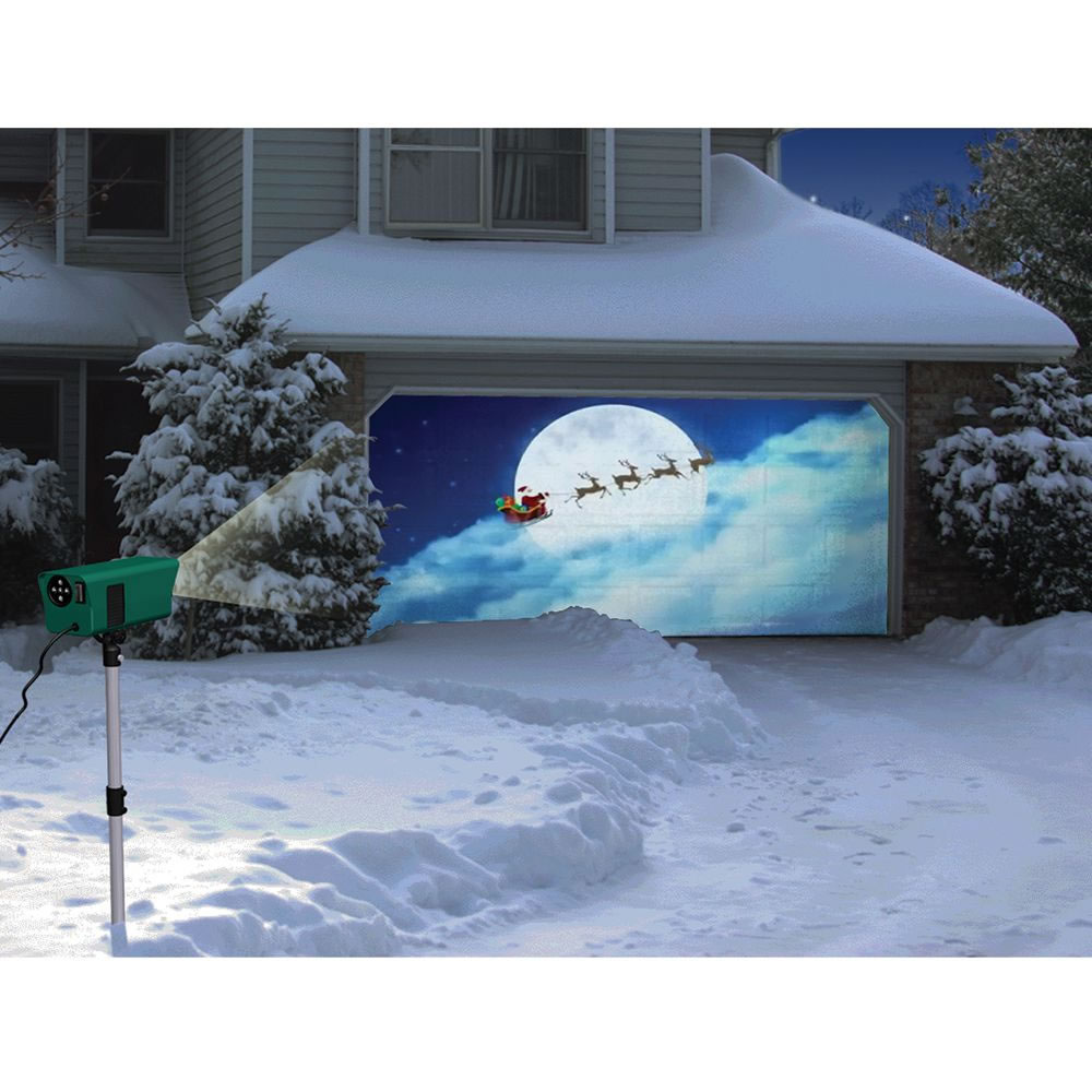 Holiday Outdoor Projector Lights