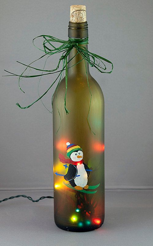 home made lamps photo - 2