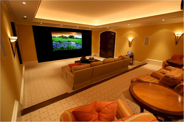 home theater ceiling lights photo - 5