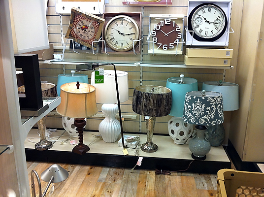 homegoods lamps photo - 1
