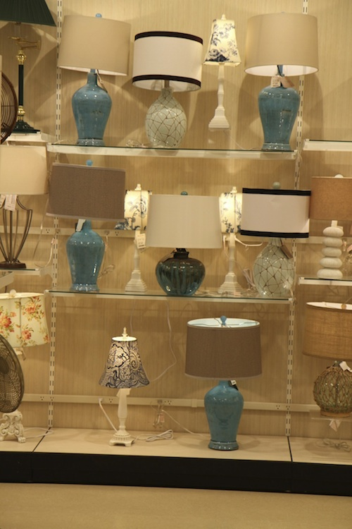 homegoods lamps photo - 2