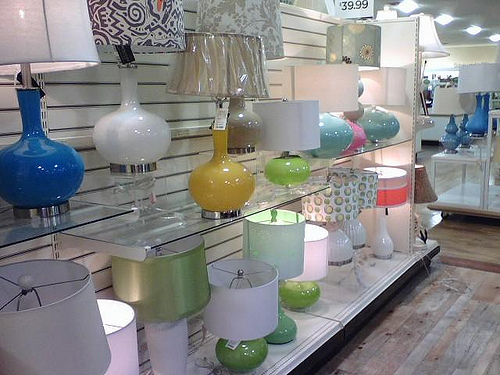 homegoods lamps photo - 3