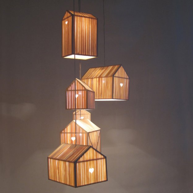 homemade lamp ideas photo - 1