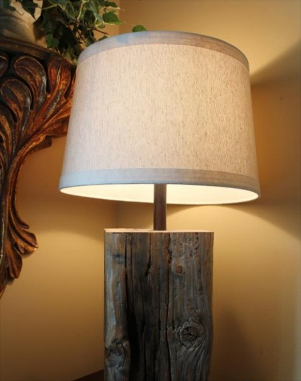 homemade lamp ideas photo - 4