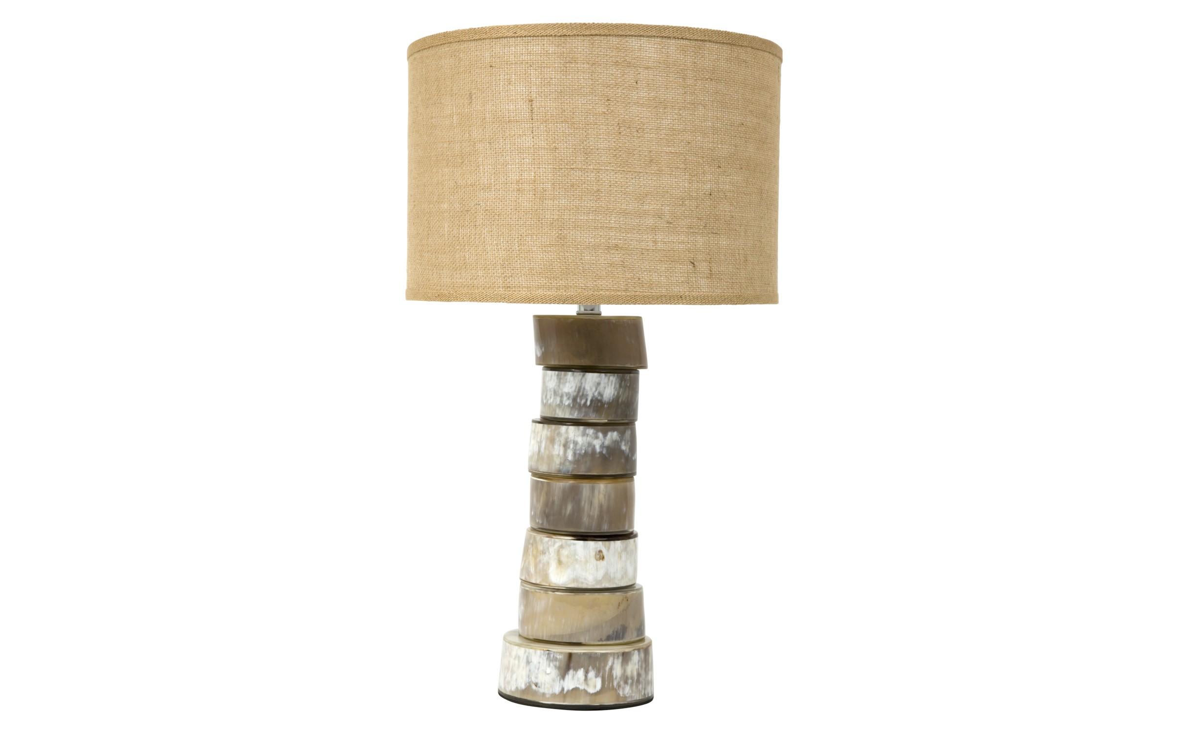 horn lamp photo - 7