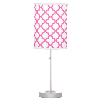 hot pink table lamp photo - 8