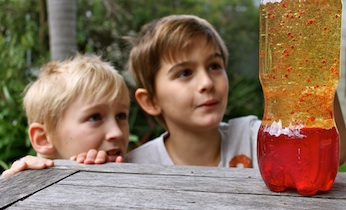 how to make a lava lamp for kids photo - 2
