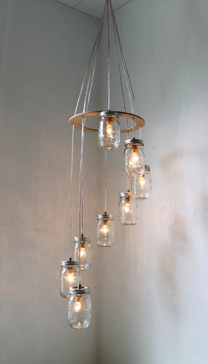 Hanging Ceiling Lights That Plug In – Outdoor Plug in Chandelier