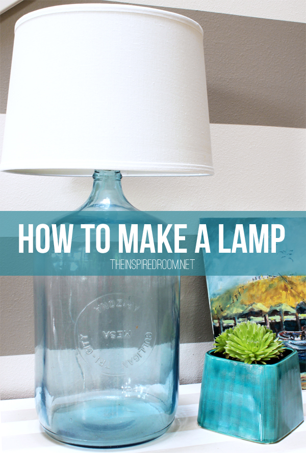 how to make a table lamp photo - 10
