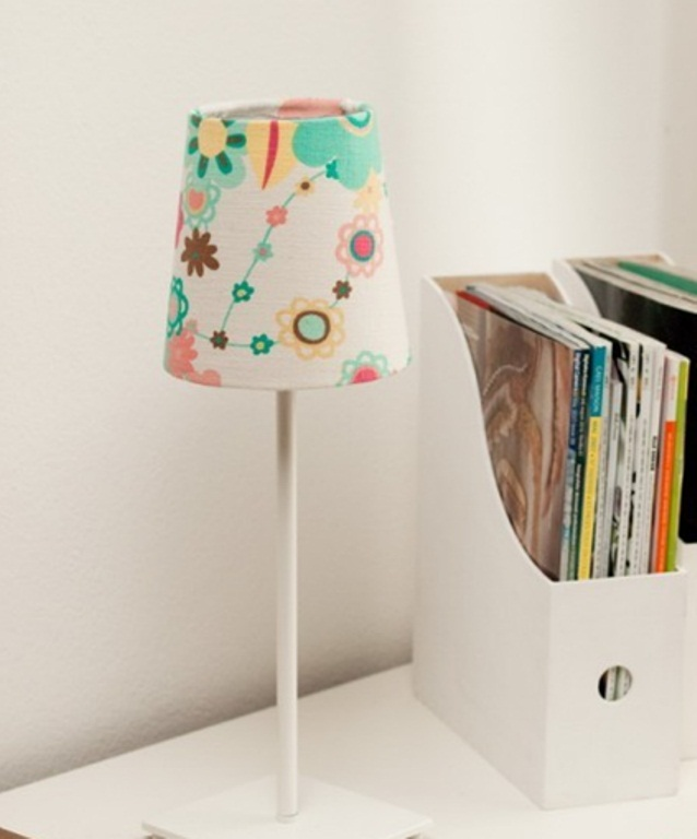 how to make a table lamp photo - 3