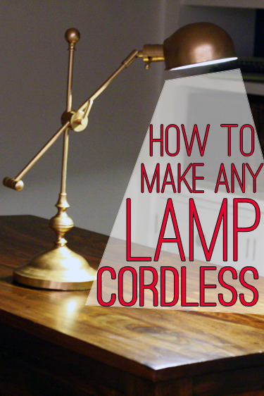 how to make a table lamp photo - 6